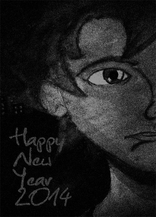 happy new year 2014 dark 1